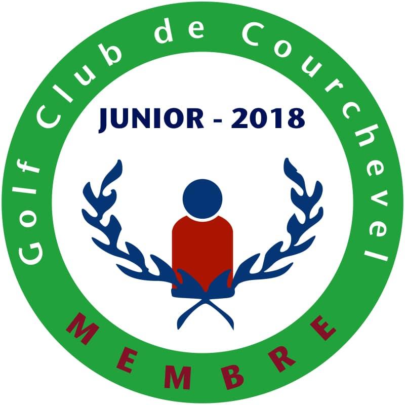 Abonnement Junior Golf Club de Courchevel