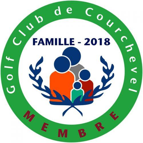 Abonnement Famille Golf de Courchevel