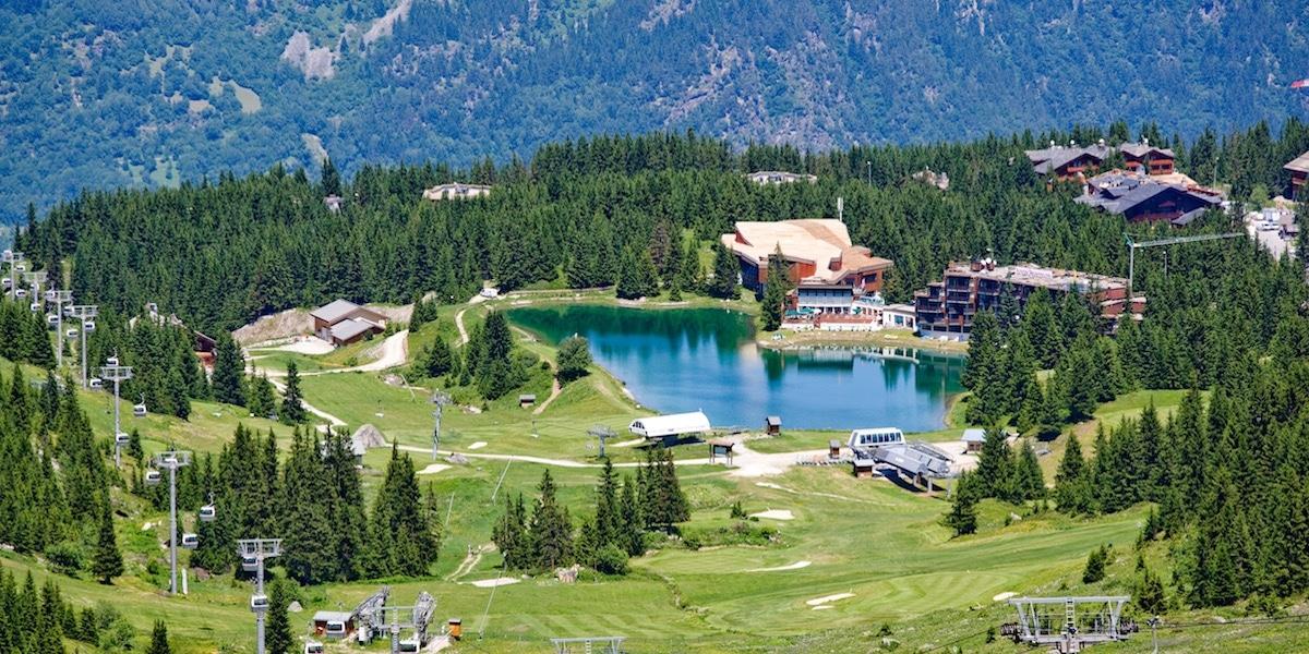 Golf Club de Courchevel