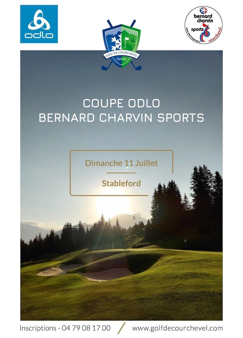 Golf Club de Courchevel | Coupe Odlo Bernard Charvin Sports - Dimanche 11 Juillet 2021