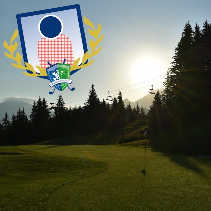 Golf Club de Courchevel | Abonnement Adulte