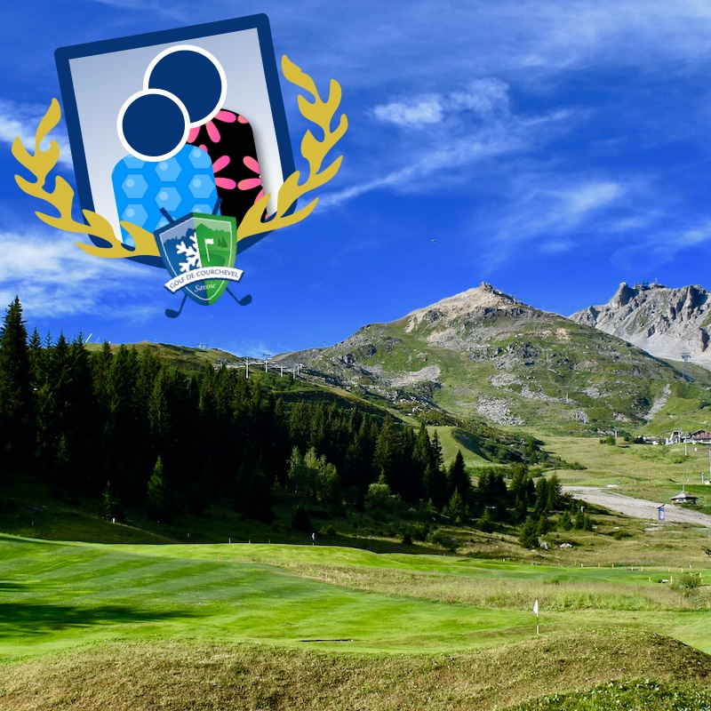 Golf Club de Courchevel | Abonnement Couple