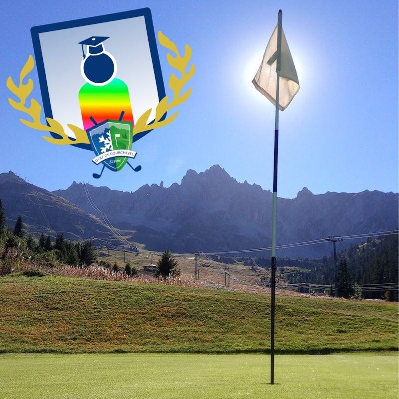 Golf Club de Courchevel | Abonnement Jeune