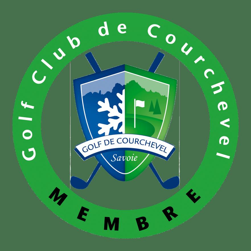 Golf Club de Courchevel | Logo des membres