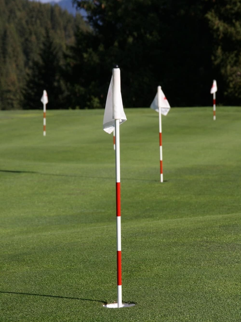 Golf Club de Courchevel | Zone Putting Green
