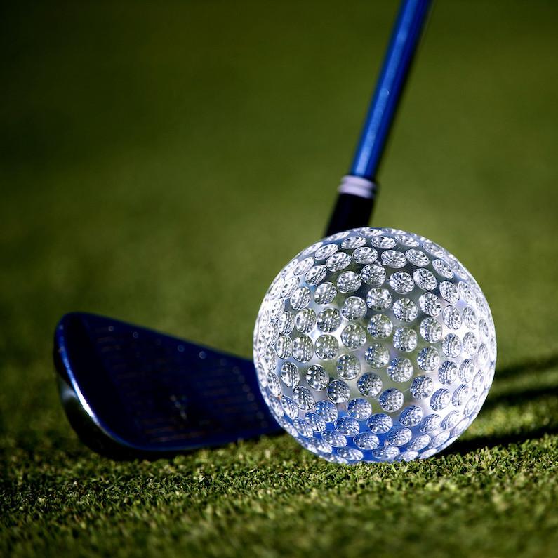 Golf Club de Courchevel | Un parcours de cristal au pied de la Saulire