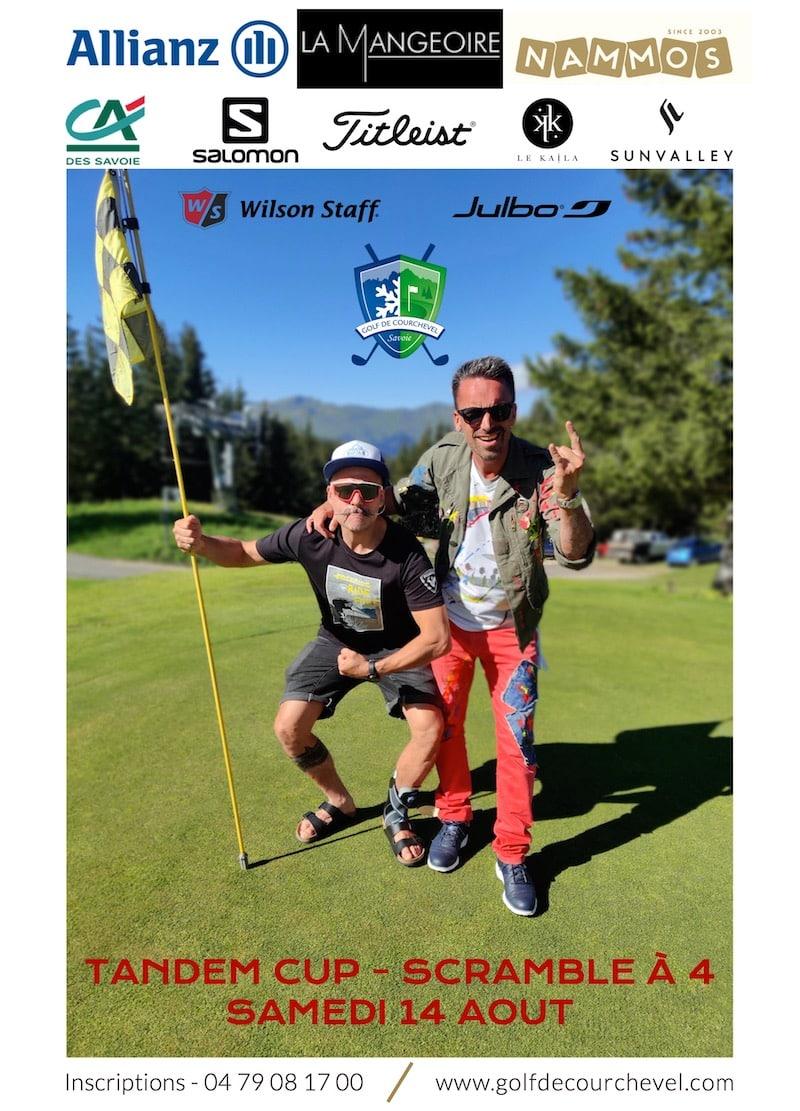 Golf Club de Courchevel | Tandem Cup - Samedi 14 Aout