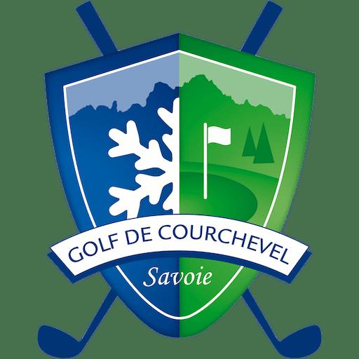 Golf Club de Courchevel   Logo