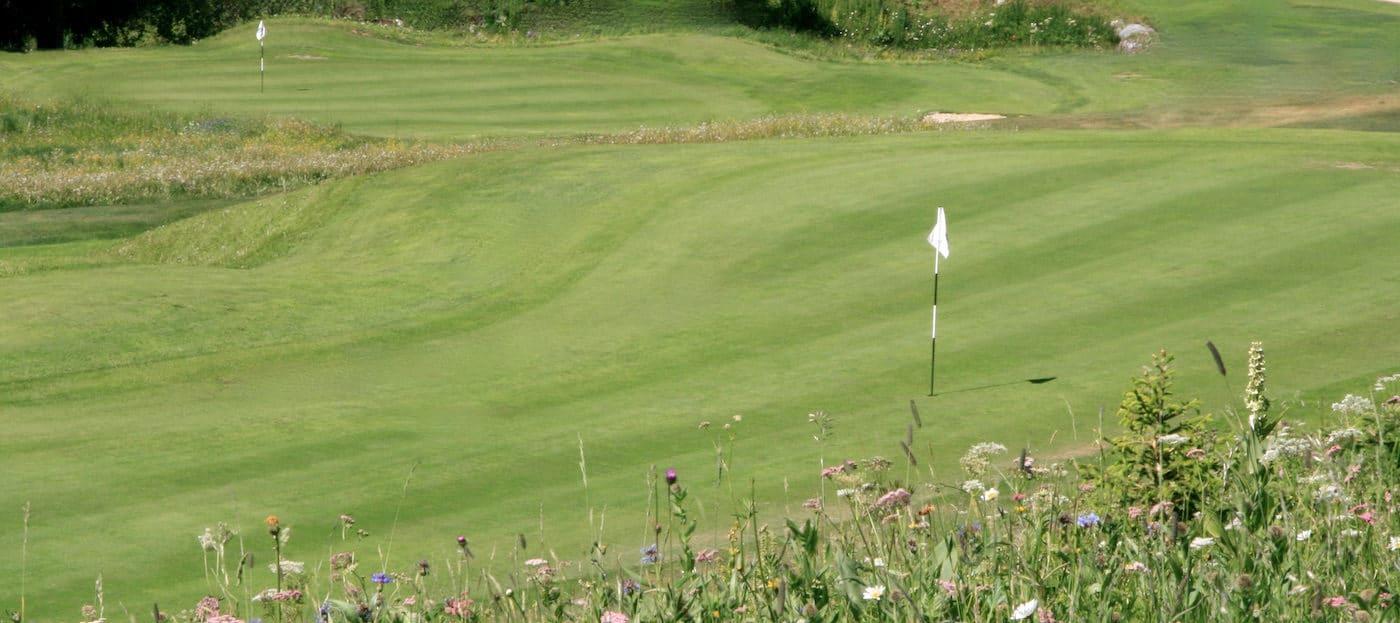 Golf Club de Courchevel | Trous 5 et 6