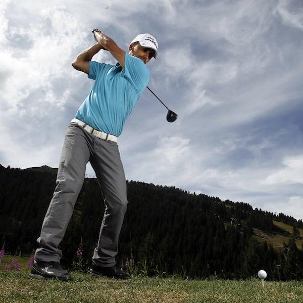 Golf Club de Courchevel   Julien Ruffier Lanche - Directeur