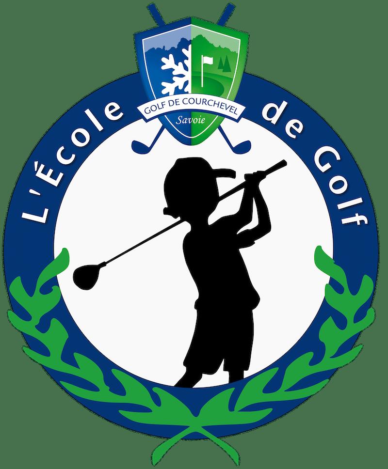 Golf Club de Courchevel | Logo Ecole de Golf