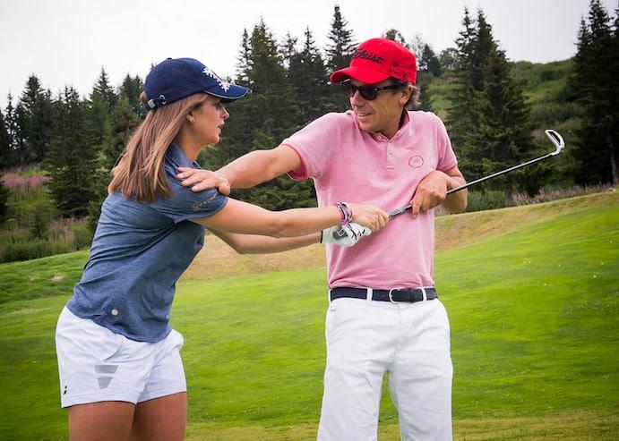Golf Club de Courchevel | Apprendre le golf