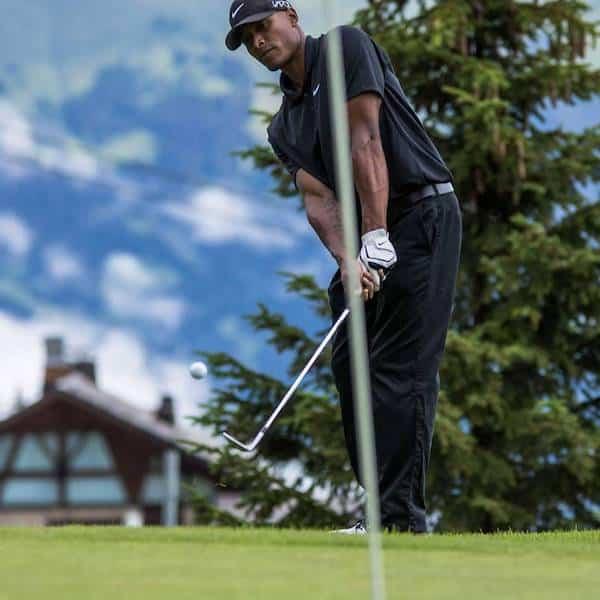 Golf Club de Courchevel   Vincent Fortin - Vice Président