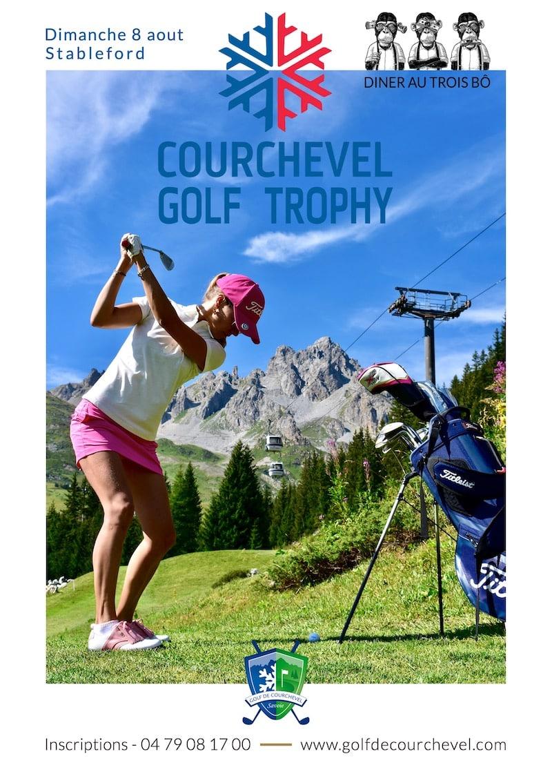 Golf Club de Courchevel | Courchevel Golf Trophy - Restaurant Au Trois Bô - Dimanche 8 Aout