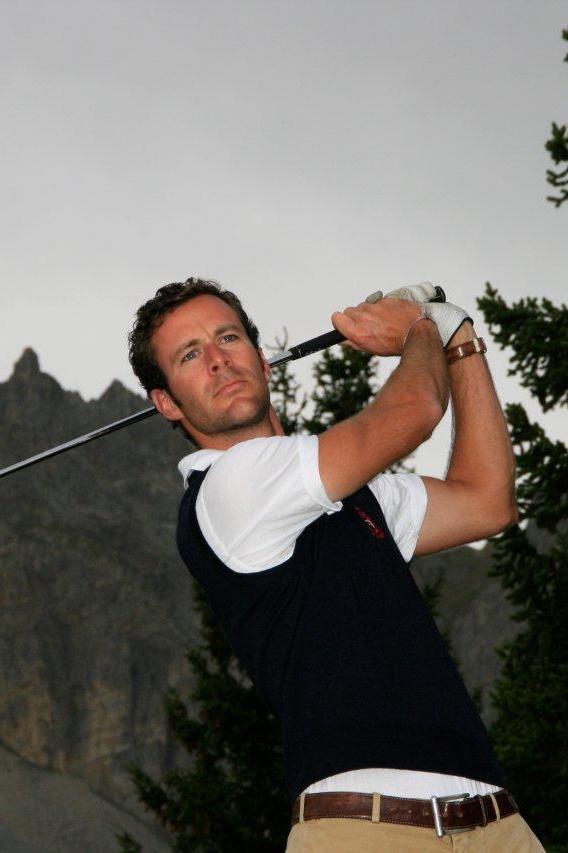 Golf Club de Courchevel | Matthieu vous accueille pour des cours de golf.