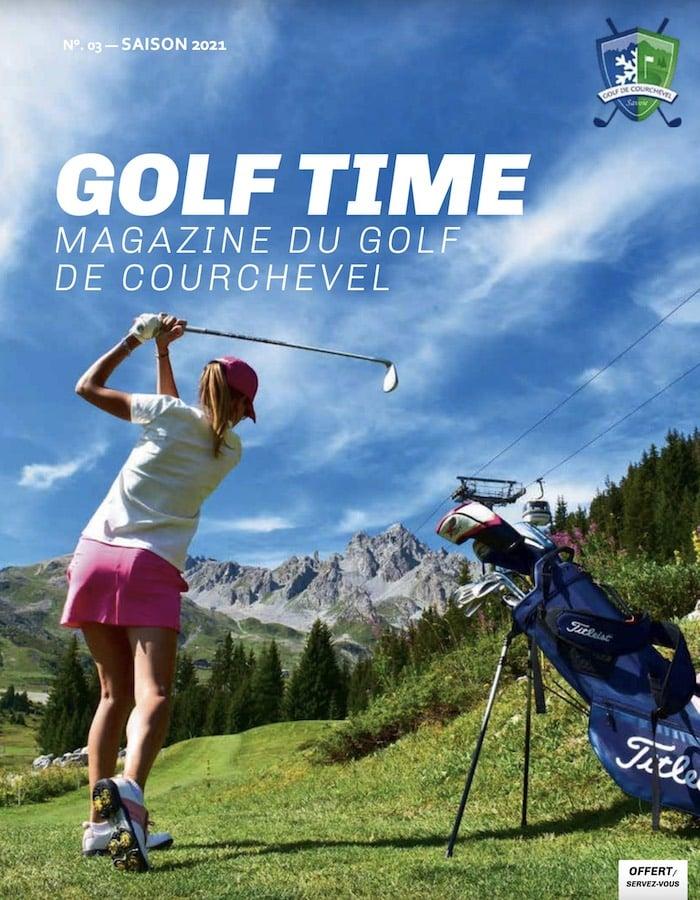 Golf Club de Courchevel | Golf Time, le magazine de Golf des Montagnes